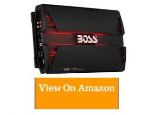5000 Watt Amp