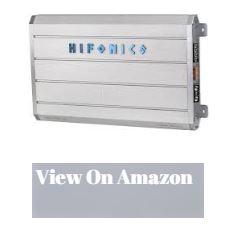 2500 Watt Amp