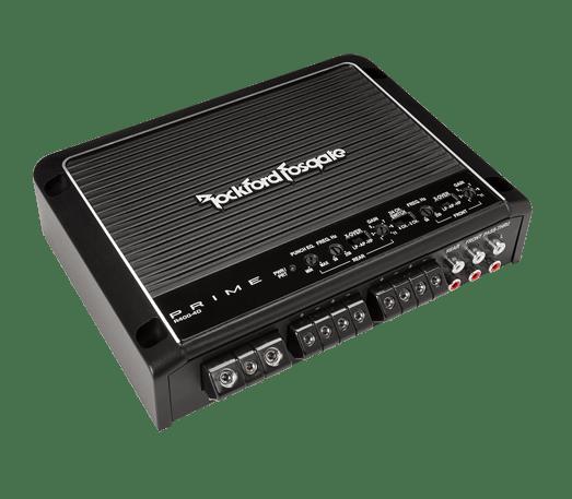 Rockford fosgate 4 channel amp