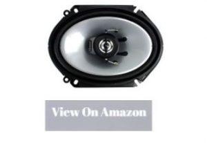 best 6 x 8 speakers