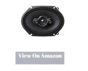 best 6 x 8 speakers