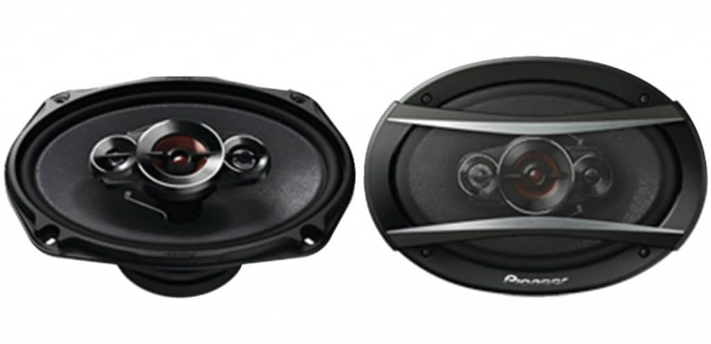 Best 6 x 9 speakers