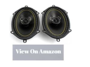 6 x 8 speakers