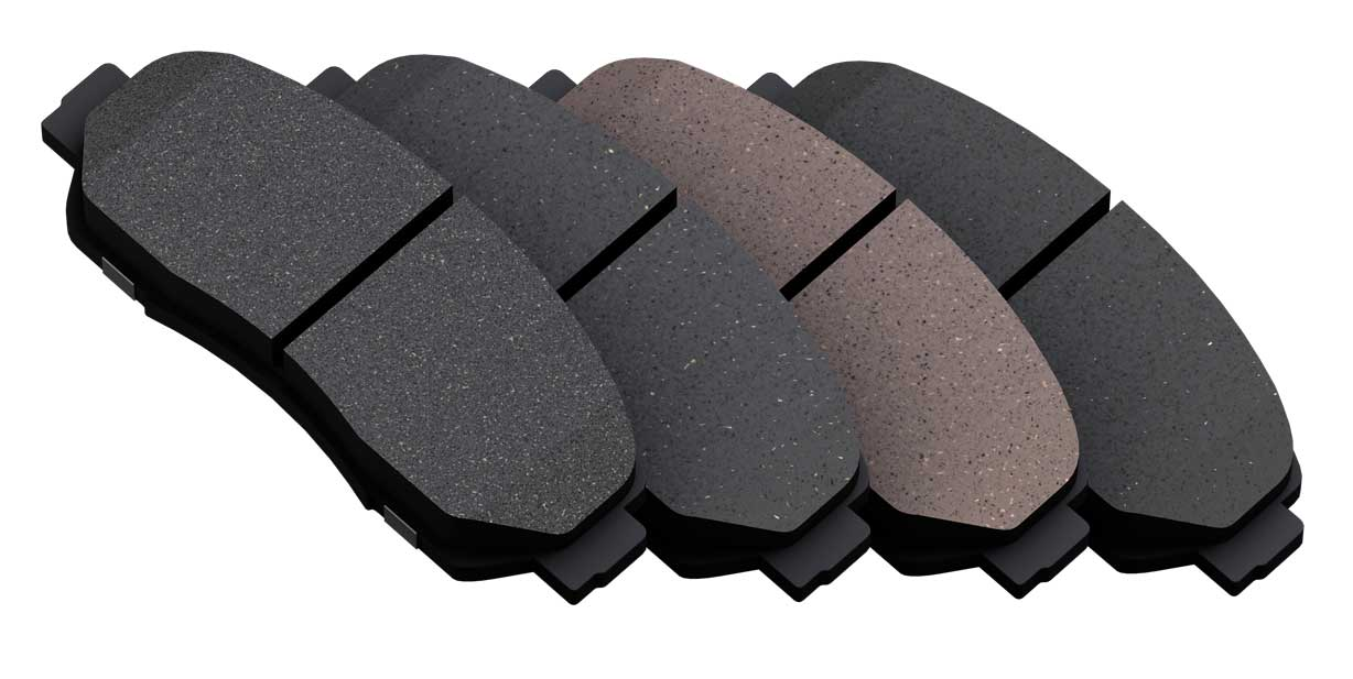 Car Break Pads Worn : Best brake pads to buy for your vehicle rocket car