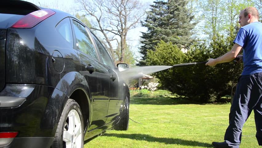 car washing mistakes