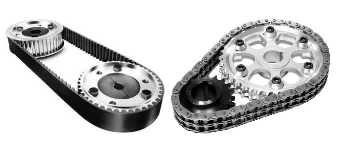 How Are Timing Belts And Timing Chains Different Which Is