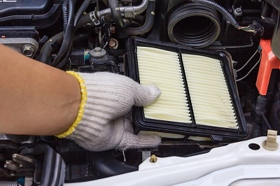 What is an air filter