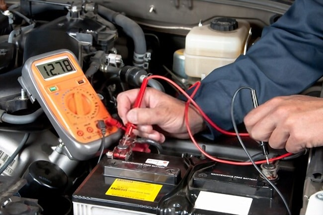 How Many Volts Is A Car Battery