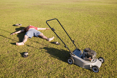 Lawn-Mower-Wont-Stay-Running