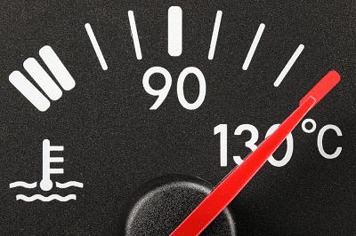 Temperature Gauge High But Car Not Overheating