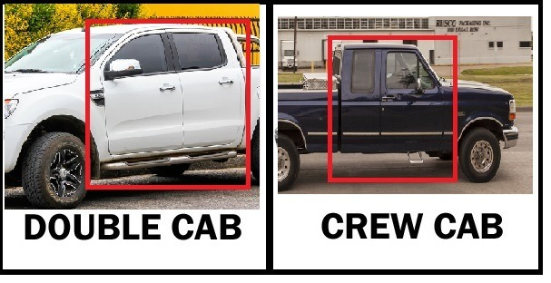 Double Cab vs Crew Cab- Which Is Better For You