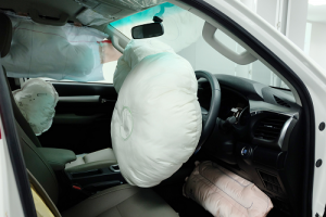 Can Airbags be replaced after an accident
