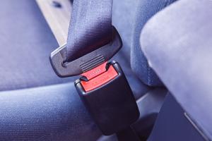 Seatbelt maybe stuck