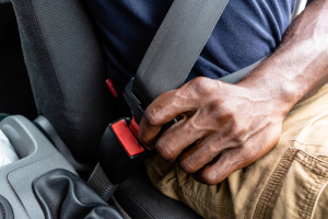 What does it mean if your seat belt won't pull out