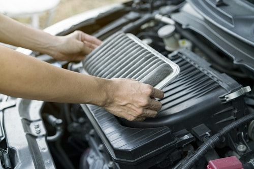 How does a Clean Air Filter help my car