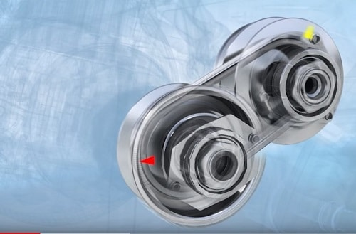 CVT or Continuously Variable Transmission