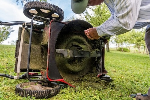 Lawn Mower Maintenance Checklist