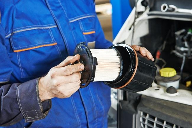 Bad Fuel Filter Symptoms